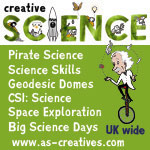 Creative Science Workshops