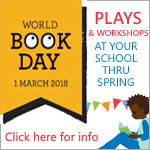 Theatre for Schools: World book day
