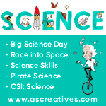As Creatives Science Workshops